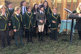 Southwell Ploughing Match Singing